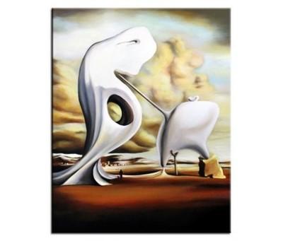 Obraz 80x100cm kopia Salvador Dali płótno