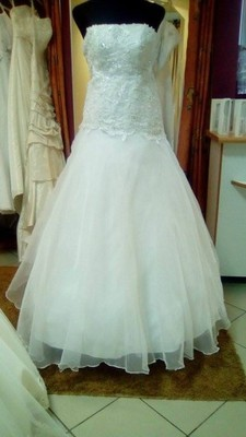 0eca95da7a Suknia ślubna Używana Rozm 36 6822591202 Oficjalne Archiwum Allegro