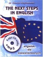 The next steps in english. Intens. kurs języka