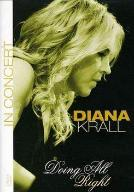 Krall Diana Doing All Right - Concert DVD PROMOCJA