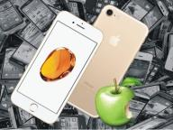 NOWOŚĆ Apple iPhone 7 128GB Gold/White PLdys FV23%