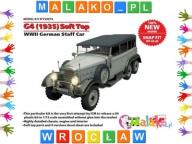 ICM WWII GERMAN STAFF CAR 1935 1:72