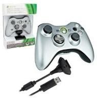 X360 CONTROLLER + PLAY CHARGE KIT / PAD / ROBSON