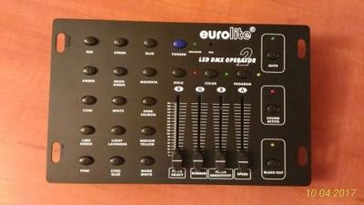 Sterownik DMX Eurolite LED Operator 2
