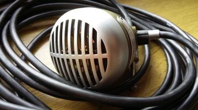 Shure 520 DX - mikrofon dla harmonijkarzy