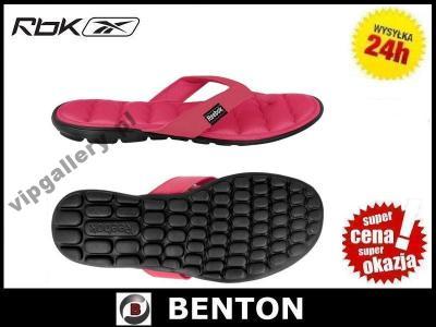 2d3e19a60 Klapki Reebok Flip Ahead Comfort W M46954 37.5 - 5551861262 ...