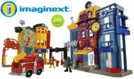 FISHER PRICE IMAGINEXT MIEJSKIE CENTRUM RATUNKOWE