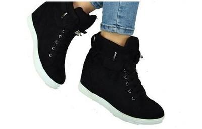 Elegante Botki Damskie Czarne Sneakersy Na Rzep 37 6919648214 Oficjalne Archiwum Allegro