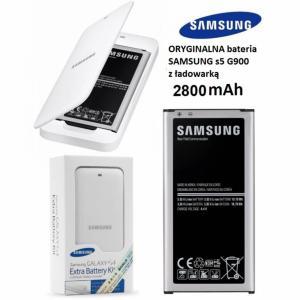 Bateria ładowarka baterii SAMSUNG Galaxy s5 G900F