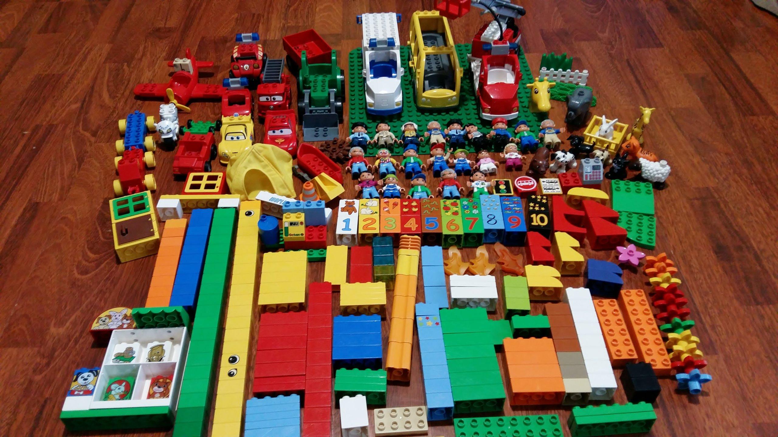 Klocki Lego Duplo Rózne Zestawy Super Cena 7064881561