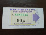 bilet u99 Piła rew. citi fin. INNE - logo poziome