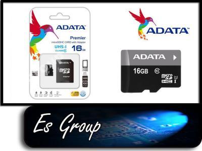 Karta pamięci ADATA class10 16GB microSD UHS 50MB