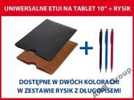 ETUI UNIWERSALNE NA TABLET 10 cali 2 KOLORY +RYSIK