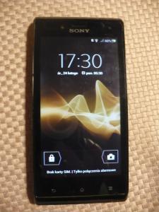 Sony Xperia J Uszkodzony 6012705193 Oficjalne Archiwum Allegro
