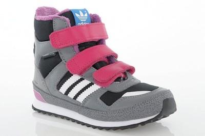 Adidas Buty Dziecięce ZX Winter CF I 21 G95923