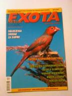 NOWA EXOTA wszystkie numery 2007r - 6 gazet