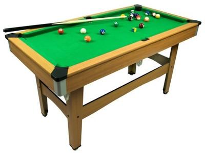 Bilard Stół Bilardowy Duży Zestaw Pool Out 0137