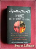 Agatha Christie - Poirot The Perfect Murders 4in1