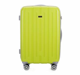 98a0b983378a6 VIP COLLECTION Średnia walizka V25-10-812-70 - 5866323871 ...
