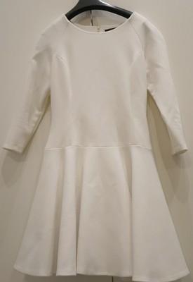 d7835ebf65 Sukienka biała jak La Mania rozmiar 36 - 6927533577 - oficjalne ...