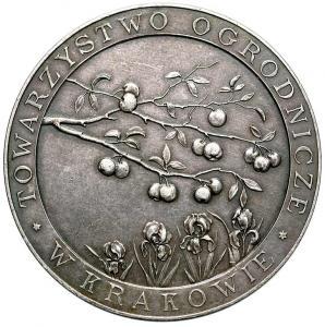 1283. T-wo Ogrodnicze w Krakowie SREBRO, MW 1968