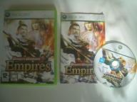 Dynasty Warriors 5 Empires / X360 / wys24/Rzeszów