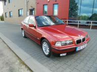 BMW E36 1.8 BOGATE WYPOSAŻENIE NIESPOTYKANY KOLOR!