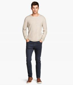 Paczka męskich spodni H&M