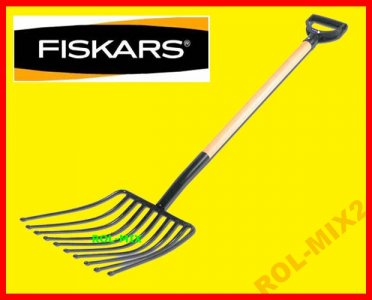 Fiskars Widly Do Ziemniakow 10 Zebow 299 10 6460251422 Oficjalne Archiwum Allegro