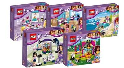 Klocki Lego Friends Super Zestaw X 5 6726898763 Oficjalne