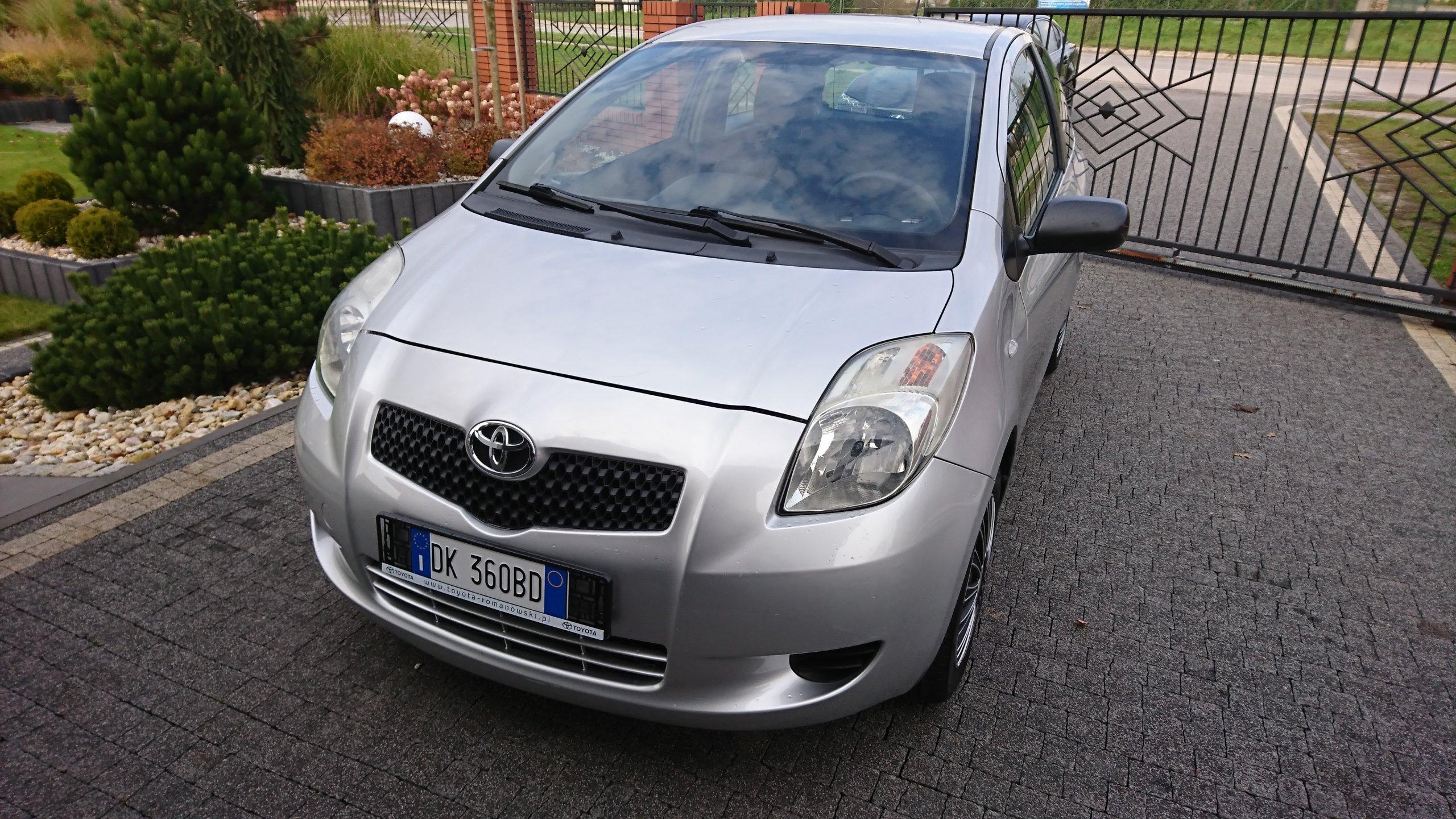 Toyota Yaris 1 0b Klimatyzacja Srebrny Toy Cars 7012303692 Oficjalne Archiwum Allegro