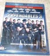 Blu-Ray : Niezniszczalni 3 (2014) The Expendables