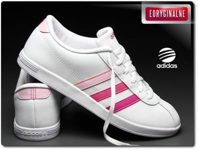 pretty nice 6a7b6 28da7 Buty damskie Adidas VLNEO Court F39171 r.36-42 23