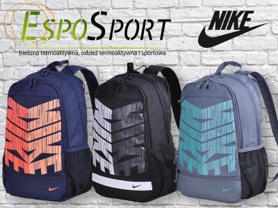 Plecak sportowy szkolny Classic Line Nike 20L