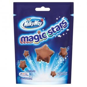 Milky Way Magic Stars Czekoladowe Gwiazdki 117g 4708598906 Oficjalne Archiwum Allegro