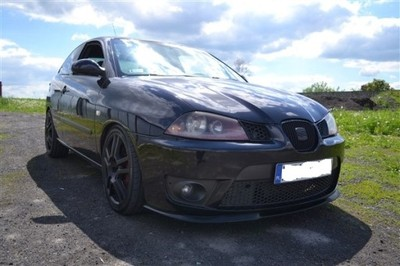 Seat Ibiza Cupra 1 9tdi 240ps 450nm Okazja 6835805324 Oficjalne Archiwum Allegro