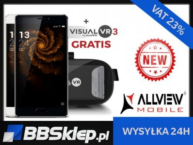 Allview X3 Soul Pro Gogle VR i Power Bank Gratis!