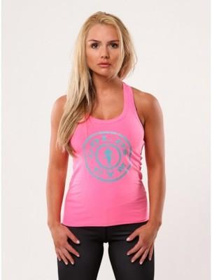Gold's Gym Stronger Than The Boys T shirt damska koszulka