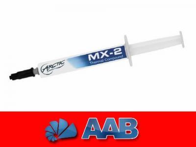 ARCTIC COOLING MX-2 BARDZO DOBRA PASTA 4 g. AAB FV