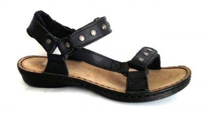 Sandały Lesta 1165 Ceglany
