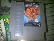 World Wrestling / NES