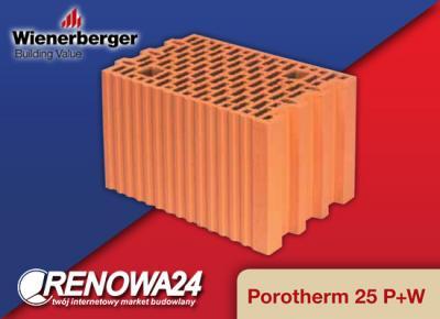 Pustak Ceramiczny Porotherm 25 P W Transport Hds 5123920582