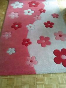 Dywan Dla Dziewczynki Różowy Kasmir Hali 150x233