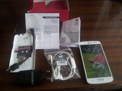 LG F70 D315 NFC LTE cały zestaw ŁADNY