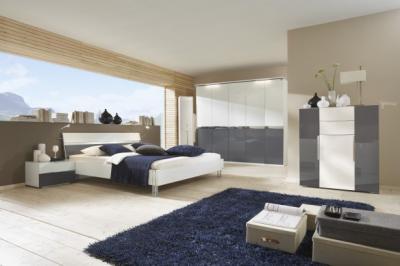 łóżko Do Sypialni 180x200szafka Nocna Agata Meble 6020968271