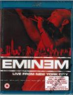 Eminem - Live From New York City BLURAY / PROMOCJA