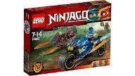 KLOCKI LEGO 70622 NINJAGO MASTER OF SPINJITZU NOW