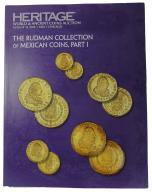 Heritage, aukcja 3041, Rudman Collection - Meksyk