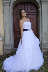 Suknia ślubna Empire Roz 40 4643243314 Oficjalne Archiwum Allegro