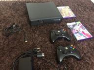 Xbox 360 + kinect + 6 gier + dysk 320 GB